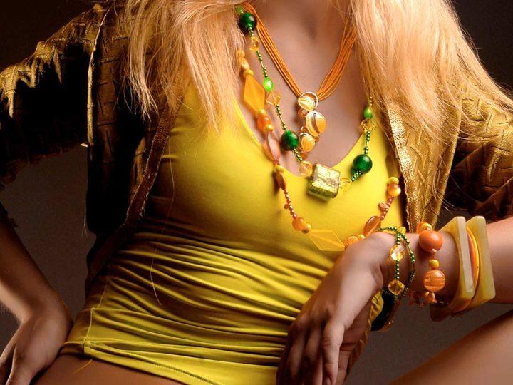 Adriana Dias designer di gioielli