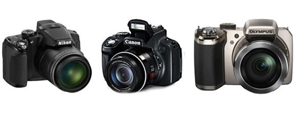 Immagine esempio fotocamera bridge
