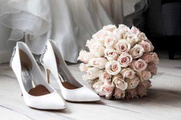 fotografia scarpe per matrimonio