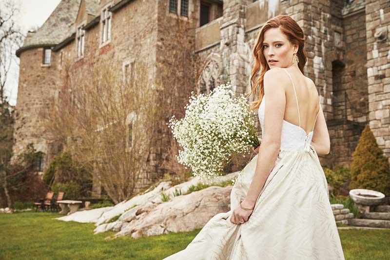 Scatti per un matrimonio alla moda