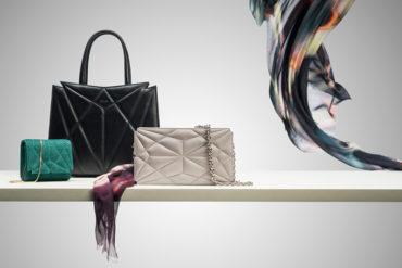 Immagine still life per pubblicità di moda